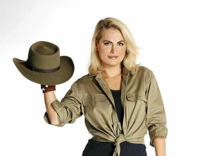 Keira Maguire has entered the South African jungle as an intruder on I'm A Celebrity... Get Me Out Of Here.