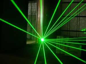 Man caught dangerously shining laser beams at drivers