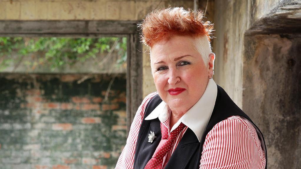 Carol Lloyd was honoured with a charity gig late last year.