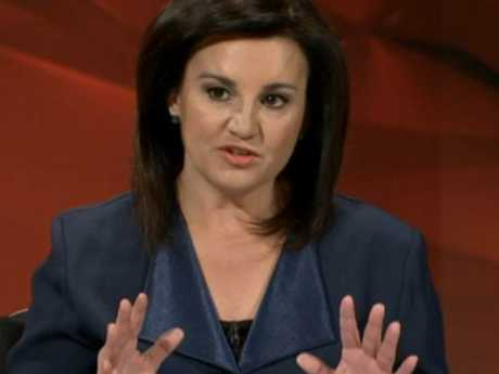Jacqui Lambie says Australia should follow Donald Trump's example and deport all Muslims who support sharia law.