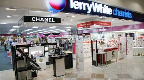 FUTURE UNCLEAR: Terry White Chemists has moved into liquidation, administrators in discussions with other parties.