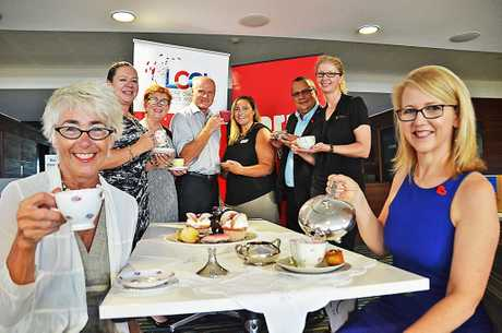 The Lismore Chamber of Commerce & Industry in collaboration with NORPA's Big Think program presents the inaugural Regional High Tea.