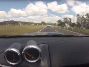 WATCH: Travel from Brisbane to Toowoomba in 2 minutes