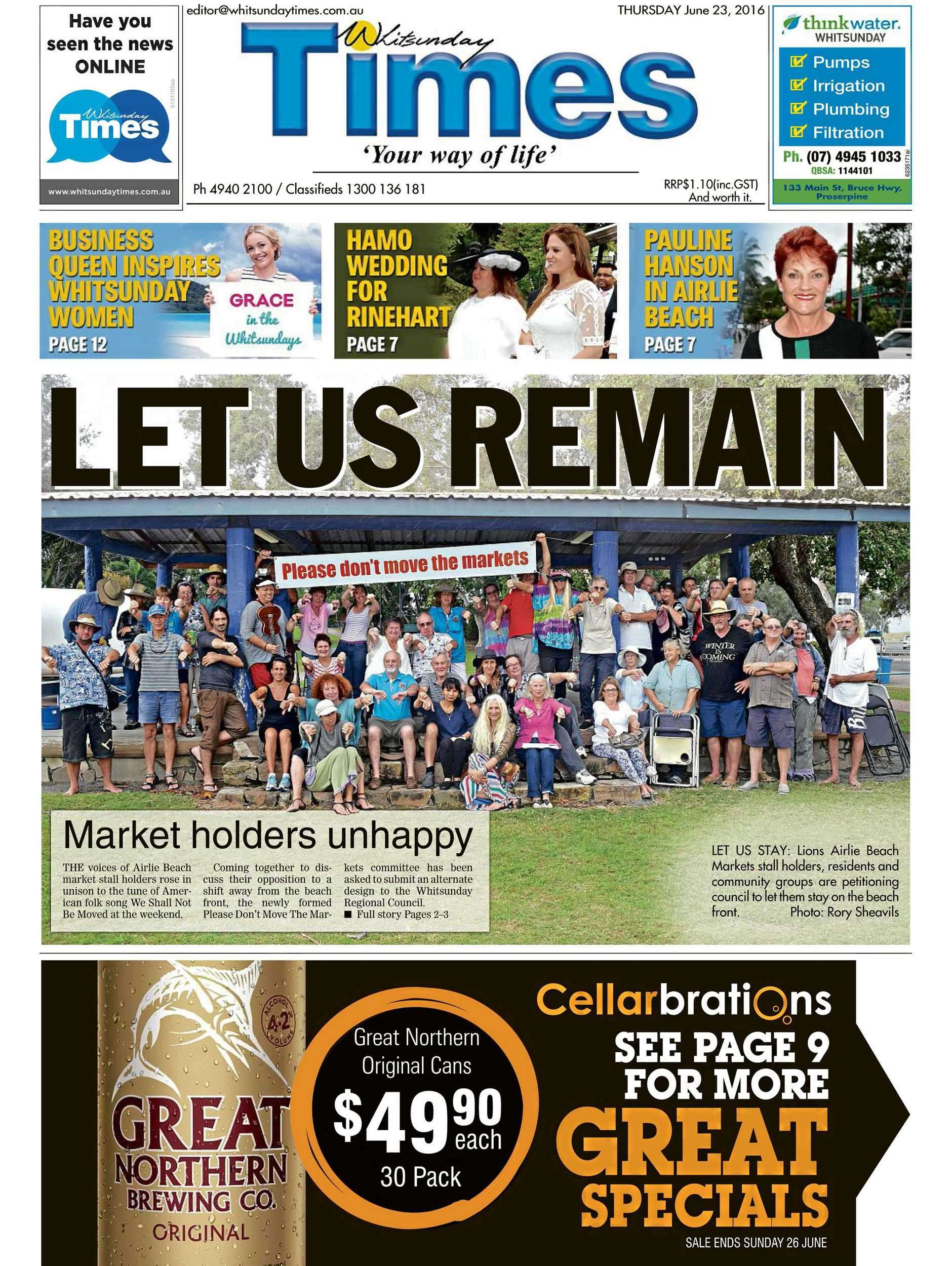 MWT front page