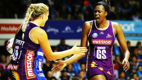 Gretel Tippett and Romelda Aiken and formed a lethal combination.