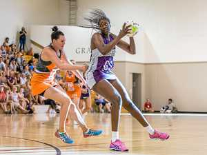 Firebirds champ Romelda Aiken ready to resurface