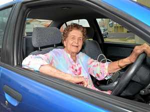 Beattie makes it to a century and she's still revving up