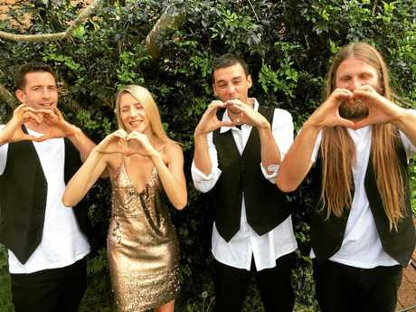 Catch Byron Bay outfit The Superlove in Yamba this weekend.