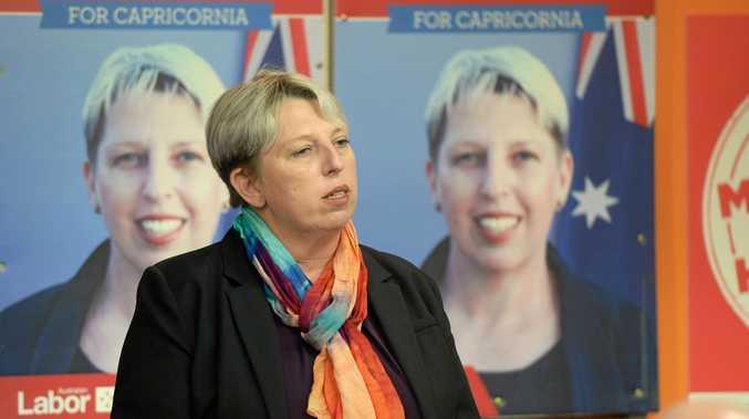 Capricornia ALP candidate Leisa Neaton