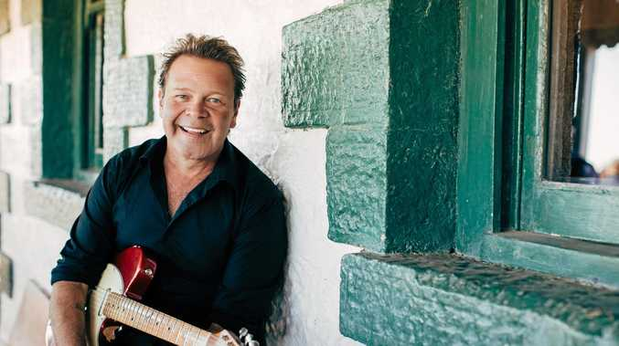 REMINISCING: Troy Cassar-Daley spent a year in Lismore but forgot to include it in his autobiography, Things I Carry Around.