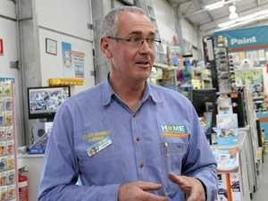 Business community reacts to hardware store closure