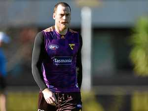 Roughead and O'Meara to play for Hawks