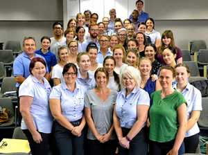 Meet the newest nurses in Ipswich