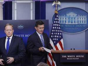 Michael Flynn's game of phones nightmare for Trump