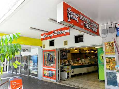 Granny's Kitchen in the Ipswich Mall is for sale