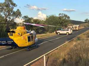 Woman, 19, killed in crash on Capricorn Highway