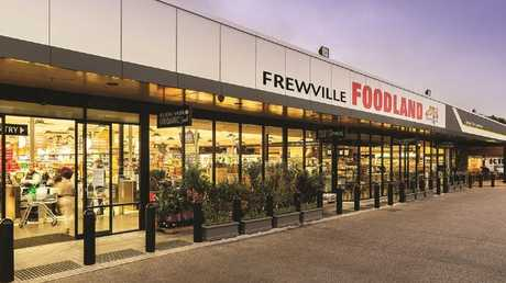 Adelaide's Finest Supermarkets Foodland at Frewville.
