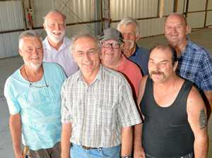 Ballina Community Mens Shed members move their gear into a perfect space at Smith Drive.