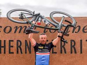 BIG RIDE: Matt to bring out smiles for Smiddy