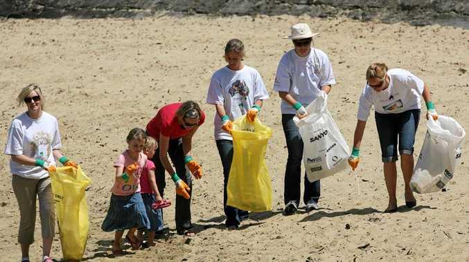 Clean up Australia Day.