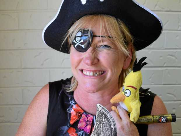 CQ News general manager Karin-ane King is encouraging readers to enter the Treasure Hunt competition.