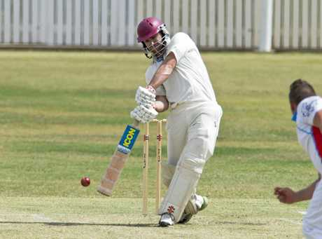 Chris Gillam is another one of the region's star batsman to run out for the Cavaliers.
