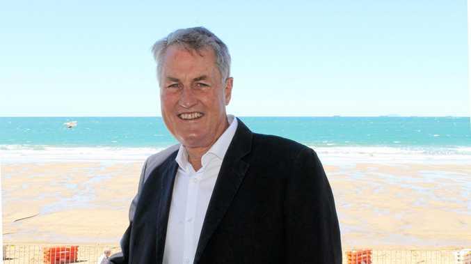 Mackay Mayor Greg Williamson will vote on a new budget next week