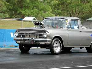 Drag racing openings for mates to race their mates