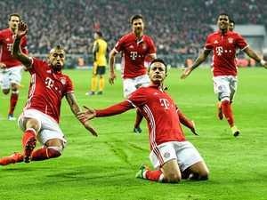 Bayern Munich demolish hapless Arsenal