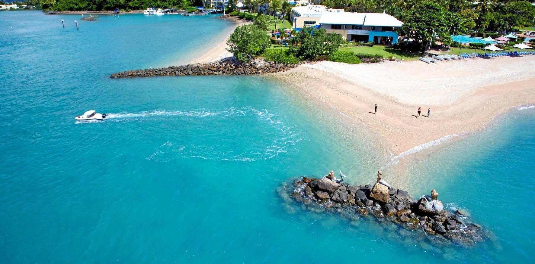 Daydream Island has a $50 million re-development plan in the pipeline.