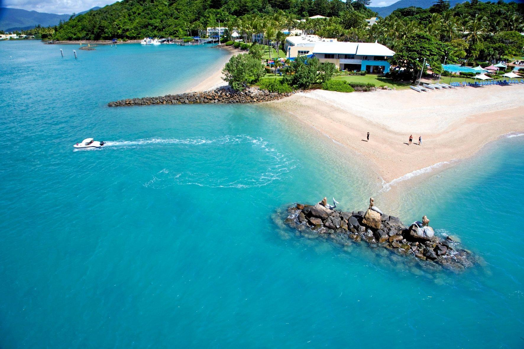 Daydream Island has a $50 million re-development plan in the pipeline.