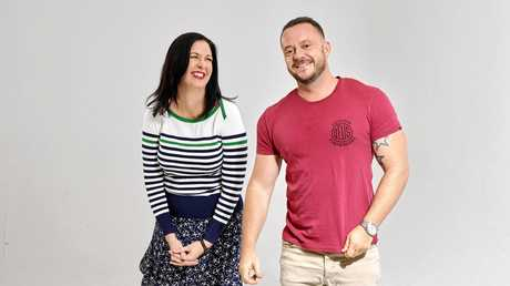 Jody Allen and Walt Collins will co-host the Seven Network's Stay at Home Mum television series from April.