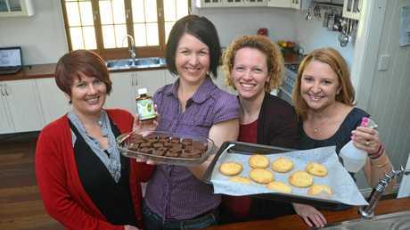 WEBSITE: Jodie Tydings, Jody Allen, Nicole Millard and Debbie Morgan.