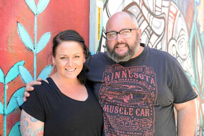 OUR KITCHEN RULES: My Kitchen Rules winners Dan and Steph Mulheron said they travel to Bundaberg once a week to get their fresh and local produce.