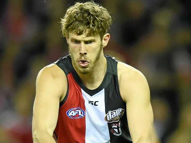 Tom Hickey is settled with the Saints.