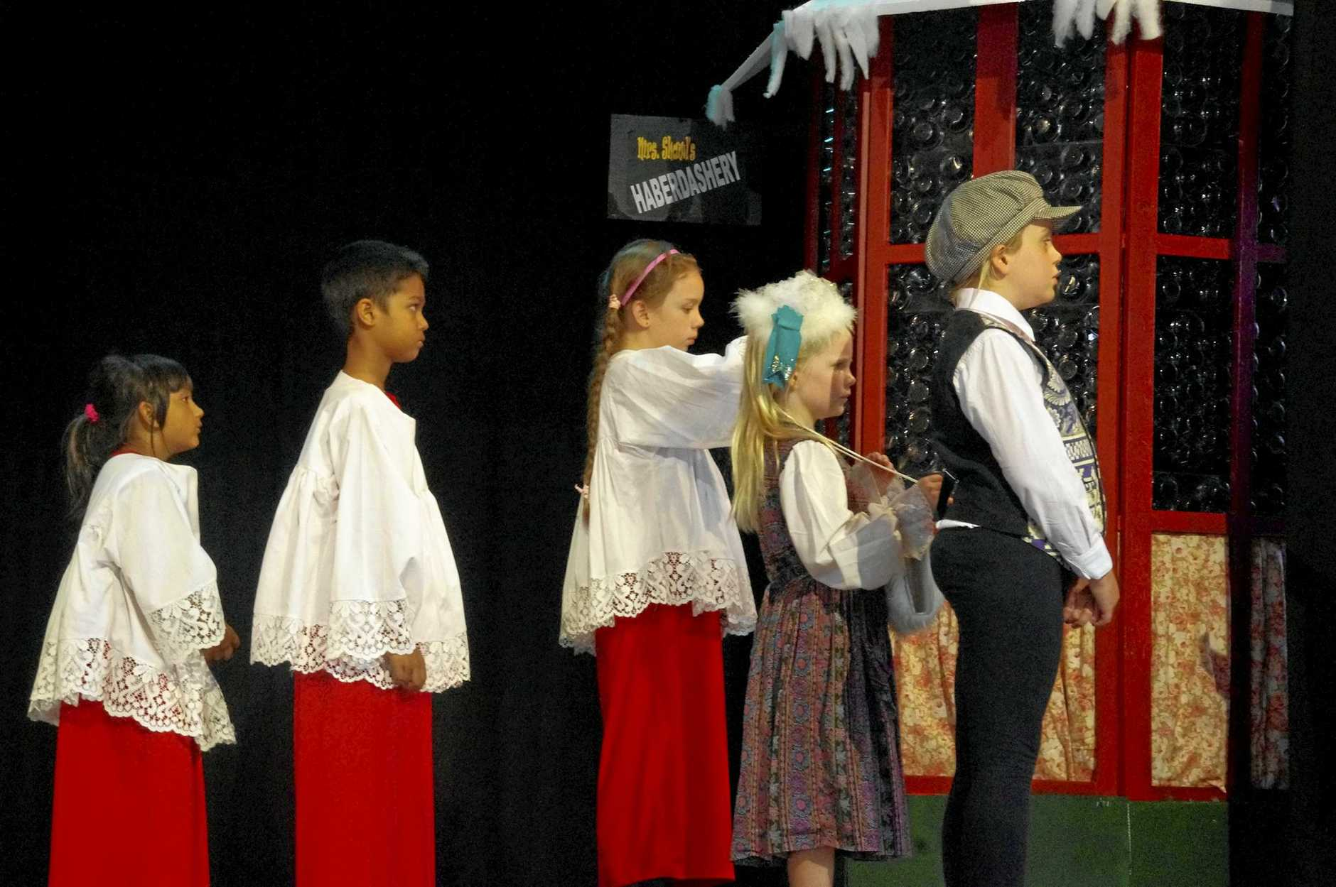 Enrolments for Indee Kids' Theatre classes are open.