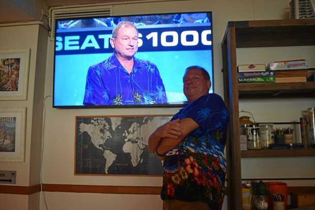Steve Fraser won $20,000 on Millionaire Hot Seat tonight.