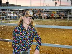 Hundreds turn out for Mulgowie bull ride