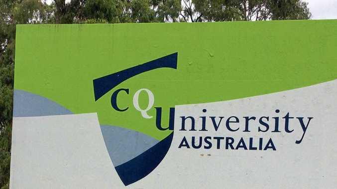 CQUniversity campus  Photo: Contributed