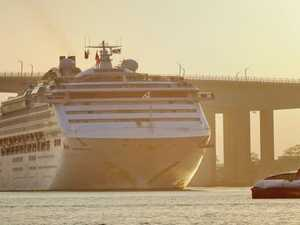 SPEWIN: Bay couple's romantic cruise 'ruined by norovirus'