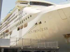 Sun Princess hit by outbreak of gastro virus