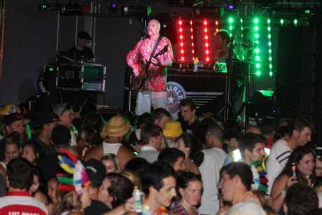 Highlights from the 2015 Melon Fest Beach Party at the Club Hotel.