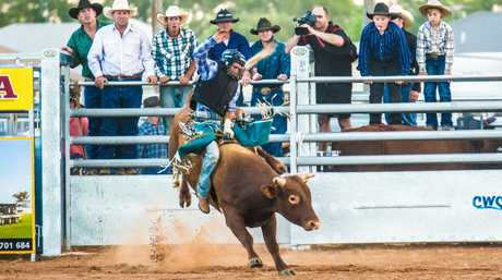Highlights from the Melon Rodeo in 2015.
