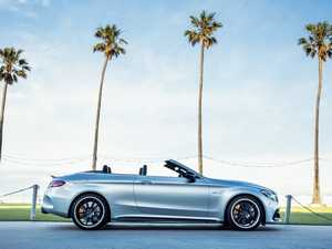 Mercedes-AMG C 63 S Cabriolet road test and review