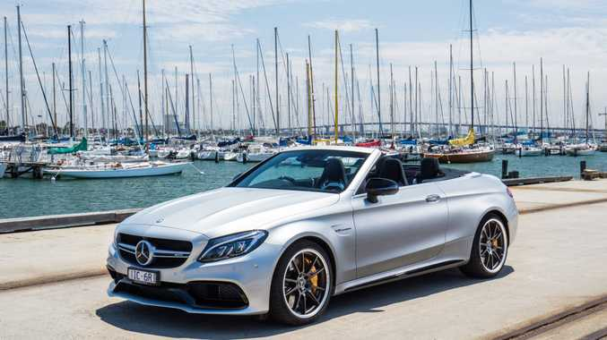 2017 Mercedes-AMG C 63 S Cabriolet