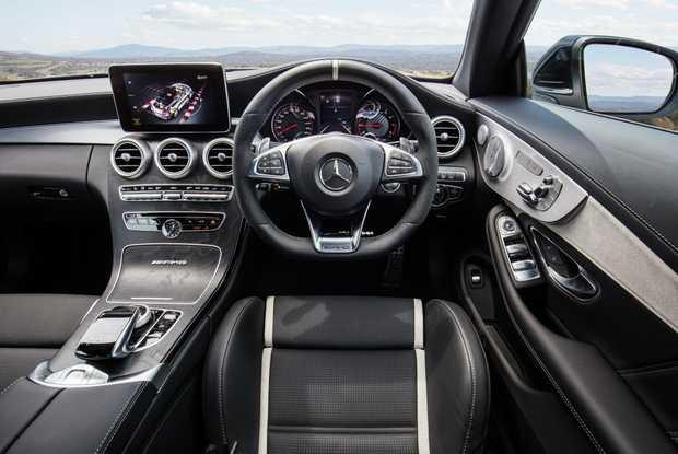 2017 Mercedes-AMG C 63 S Cabriolet