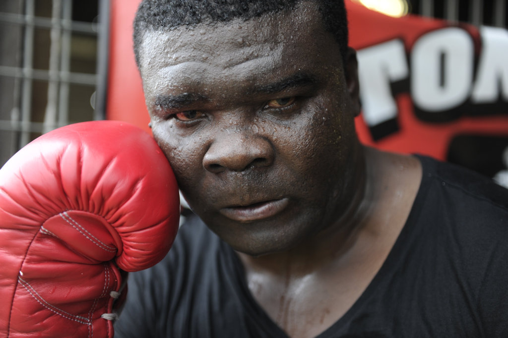 Former dual-Commonwealth champion James 'Bukom Fire' Armah is coaching at the Grafton Amateur Boxing Club at the Grafton Showground.