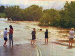1999 FLOOD Gympie