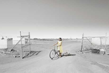 Bicycle, from the Mother series by Michael Cook.