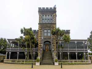 Larnach Castle in Dunedin